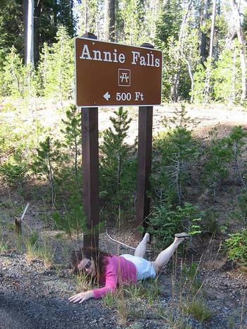 Anniefalls